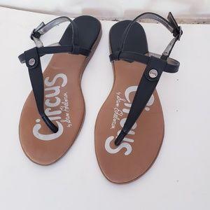 Circus by Sam Edelman 6.5 black sandals